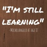 seguir aprendiendo durante toda la vida