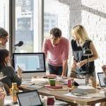 ventajas de un entorno colaborativo en el trabajo