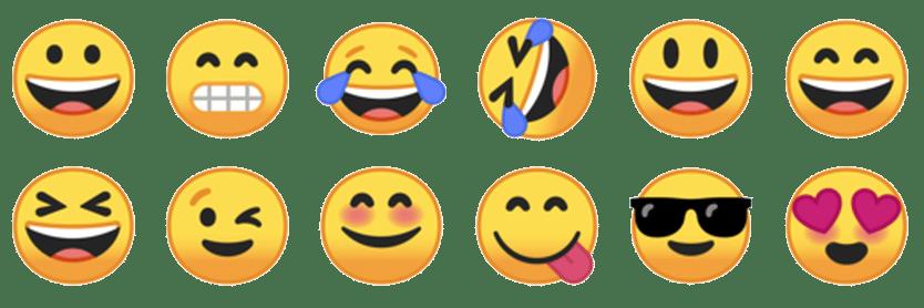 emociones en el whatsapp
