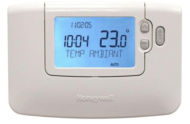 termostato de diseño normal
